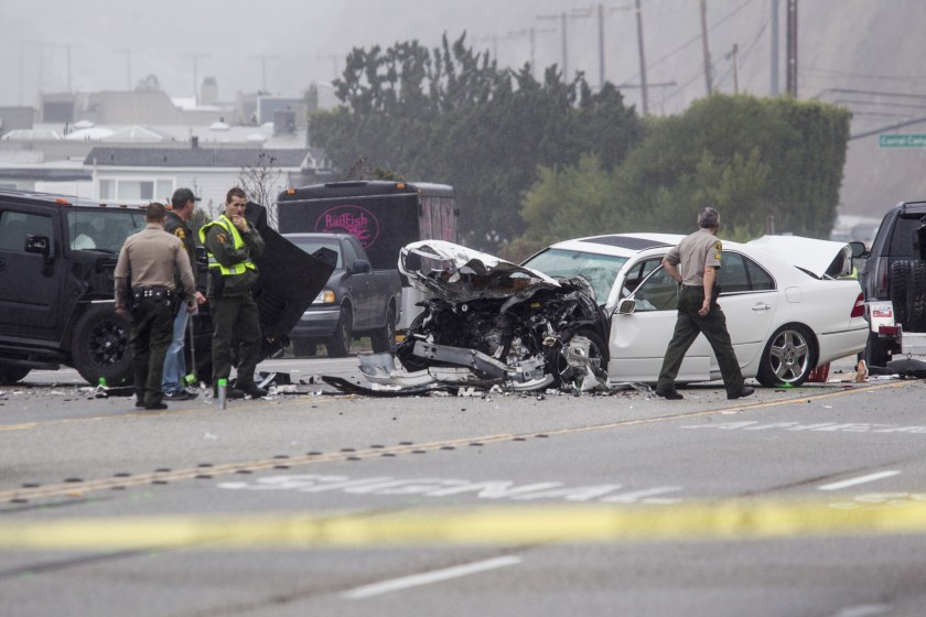 CONTACT AN ATTORNEY AFTER A CAR ACCIDENT IN LOS ANGELES?