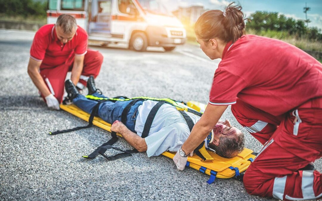 Steps To Take After Suffering an Injury in an Accident In California