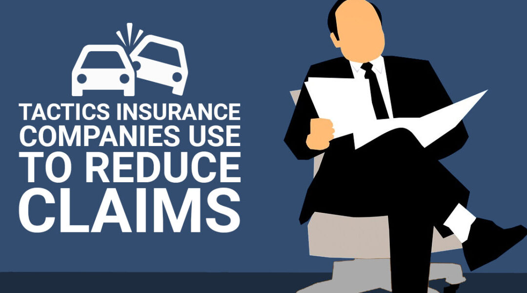 Tricks Insurance Companies Use During An Accident Case