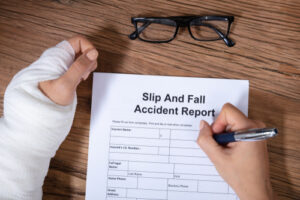 Los Angeles slip and fall attorney