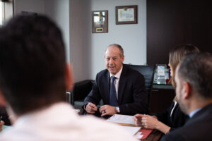 personal injury attorney Gerald Marcus