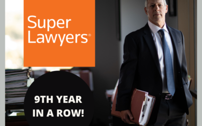 Attorney Gerald Marcus Selected to Super Lawyers for 9th Year In A Row