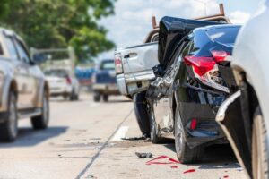 rear-end accident in los angeles